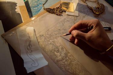 Beowulf... work in progress 1...