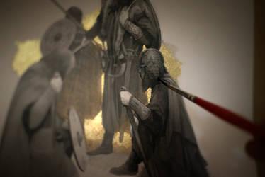 Beowulf... work in progress 4... Grendel's Mother