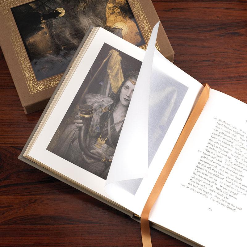 Beowulf - The Book by Yoann-Lossel