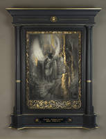 The Rise (framed) by Yoann-Lossel