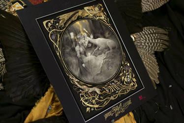 Diane, Fine Art Prints by Yoann-Lossel