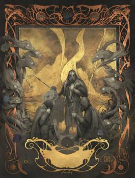 Grendel's Mother's Mare