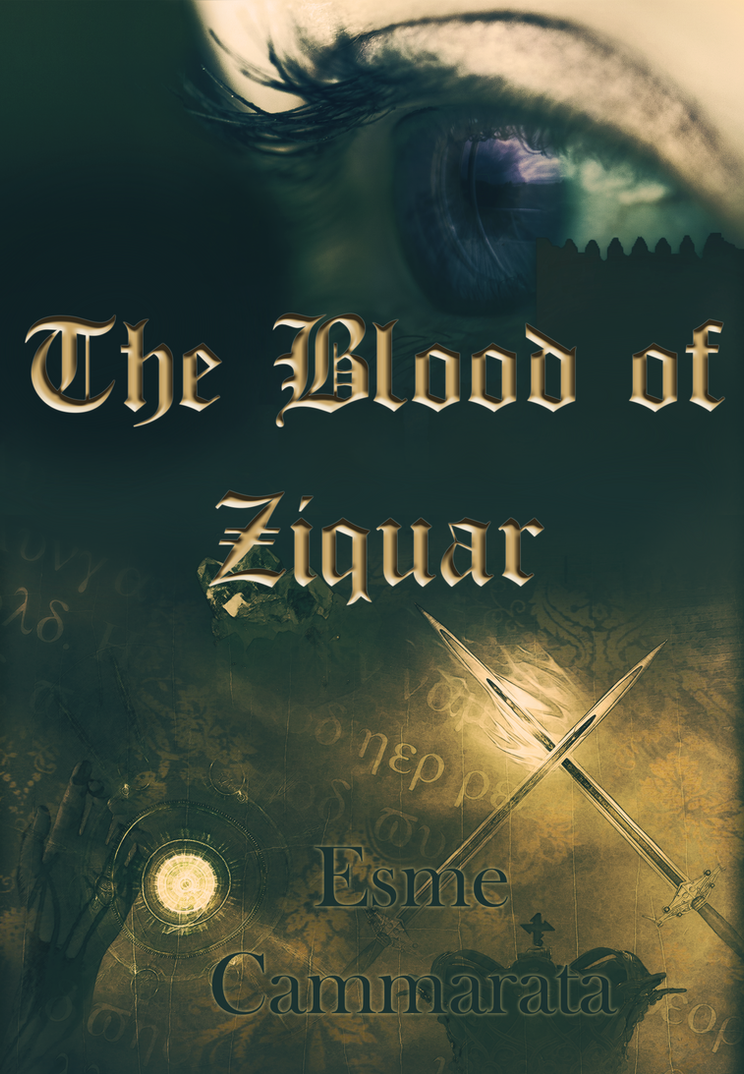 The Blood of Ziquar by TheCozyAuthor