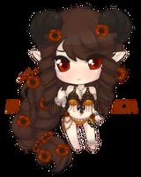 ChibiCom: Opalette by melonbunny