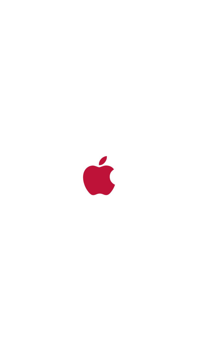 Apple (RED) wallpaper