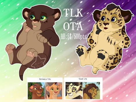 ::OTA:: TLK Crackship Cubs CLOSED
