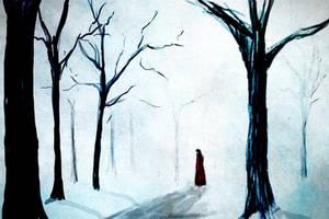 Solitude by Z-GrimV