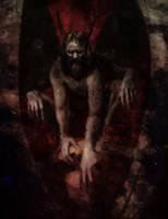 Dark Ages: Vampire - Gargoyle by Z-GrimV