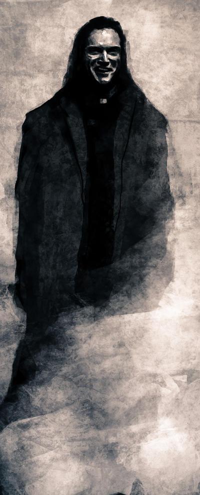 Vampire Hunter - Caleb Jones by Z-GrimV