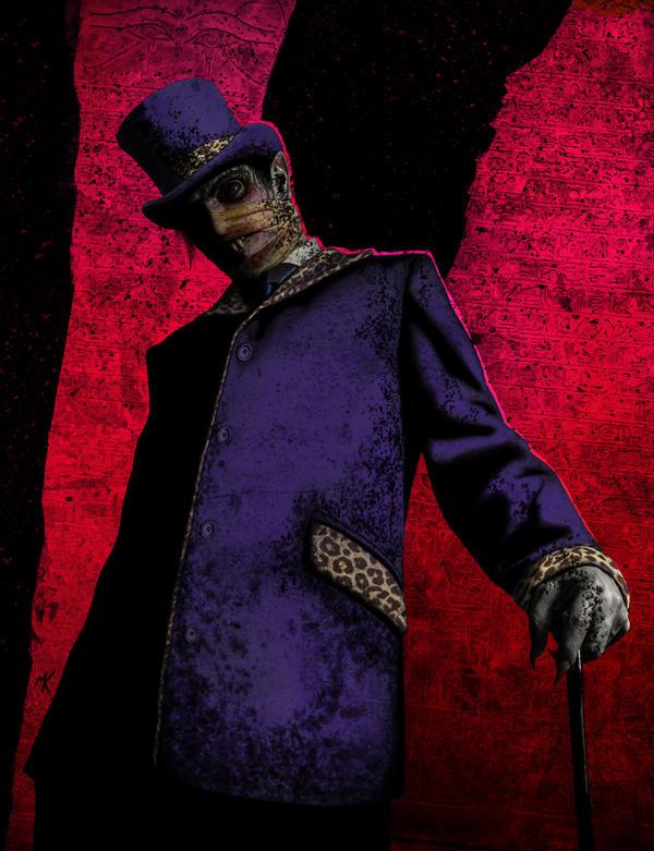 Creeper - A Setite convert from clan Nosferatu by Z-GrimV