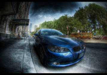 BMW in hdr by Mayheam