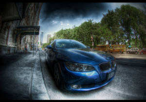 BMW in hdr