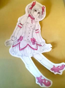 Gift for a friend - Madoka Kaname