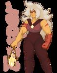 Jasper by RitaTheHedgehog
