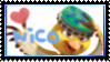Rio, Nico Stamp