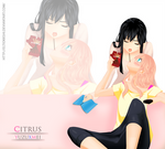 Citrus(yuri) [SABURO UTA] YuzuxMei