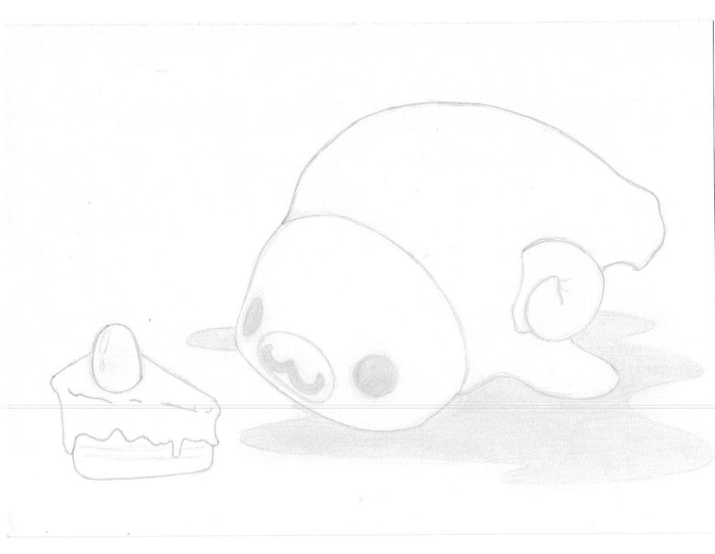 1024px for Mamegoma coloring pages