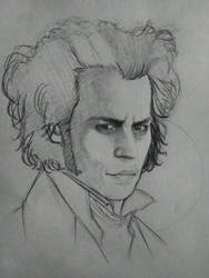 SWEENY TODD SKETCH