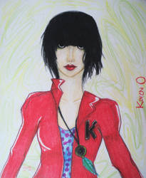 Karen O tribute