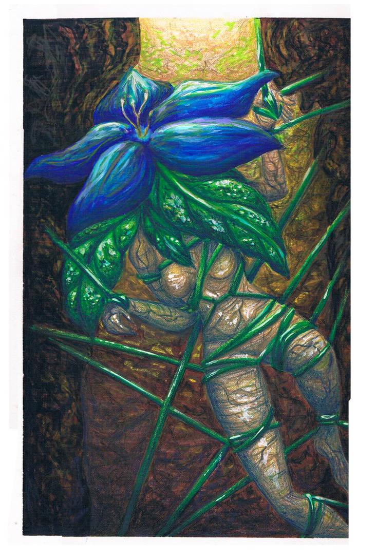 Mandrake by FanySinChian