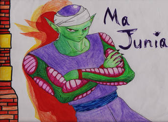 Ma Junia by 1951-VampHollow