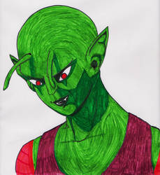 Female Piccolo by 1951-VampHollow