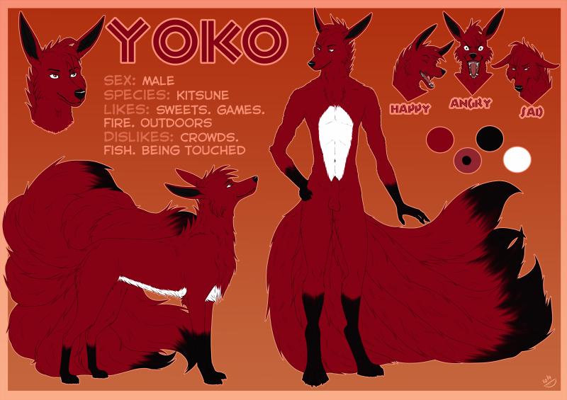 CM - Yoko reference by Dorosheva-E