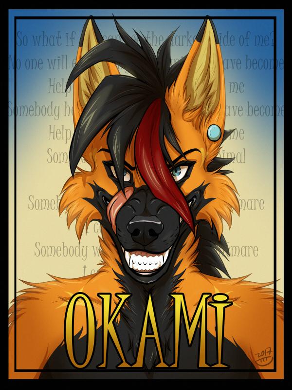 CM - Okami badge by Do-El