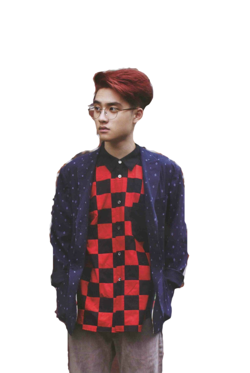 EXO Kyungsoo - Growl PNG by thDianaDuh on DeviantArt