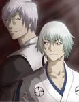 Shinzo and Ichimaru