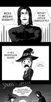 Snape is Angry by CheshFire