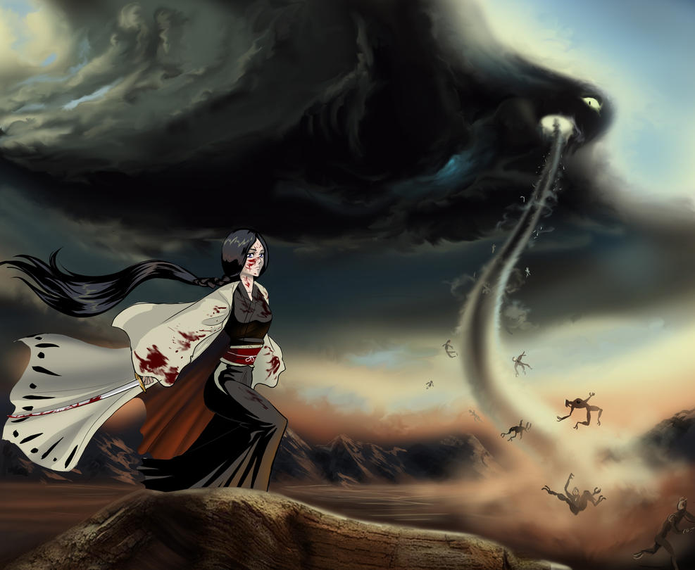 Captain Unohanas BANKAI By CheshFire