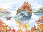 Submerged Wonder by CheshFire