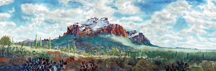 Superstition Mountain Magic II