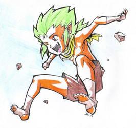 Gau Leaps by Kaigetsudo