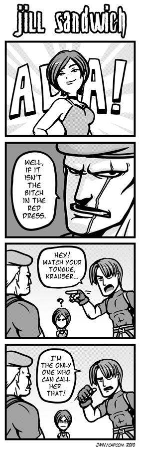 RE: Jill Sandwich 10 by Kaigetsudo