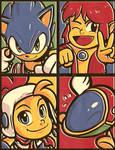 Sega Stars