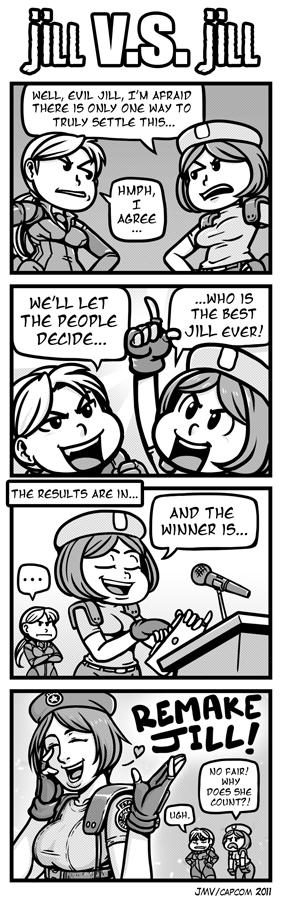 RE: Jill Sandwich BONUS by Kaigetsudo