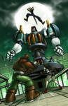 Final Fantasy VII - Versus Air Buster
