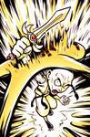 Earthbound - Sword of Kings