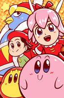 Kirby 64 by Kaigetsudo