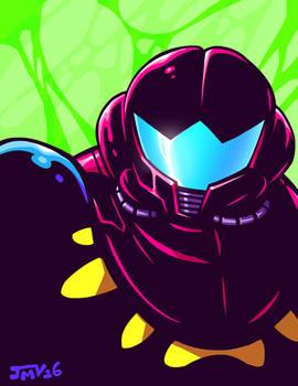 Metroid - Fusion Suit