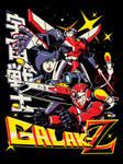 Galak-Z T-Shirt Design