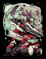Blaster Master Zero - Planet Defender by Kaigetsudo