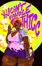 You Can't Handle Thicc by Kaigetsudo