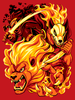 Rivals of Aether - FIRE