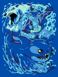 Rivals of Aether - WATER