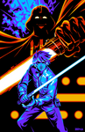 Star Wars - The Empire Strikes Back by Kaigetsudo
