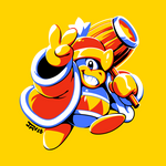 Kirby's Dream Land - King DeDeDe