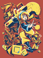 Iconoclasts - Mechanic at Large by Kaigetsudo